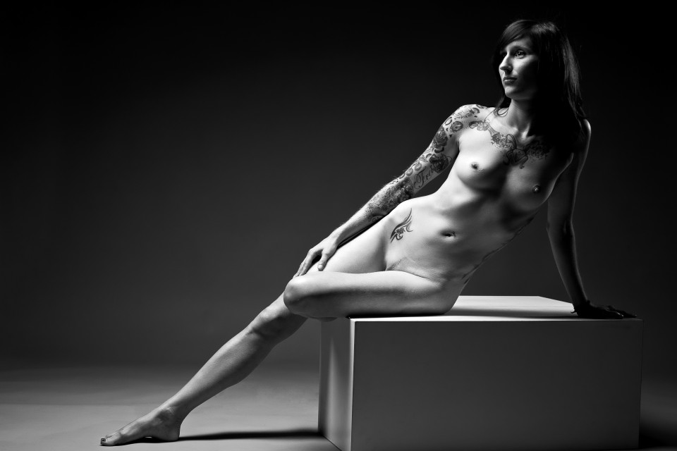 Akt, Fotografie, Shooting, Model, nude
